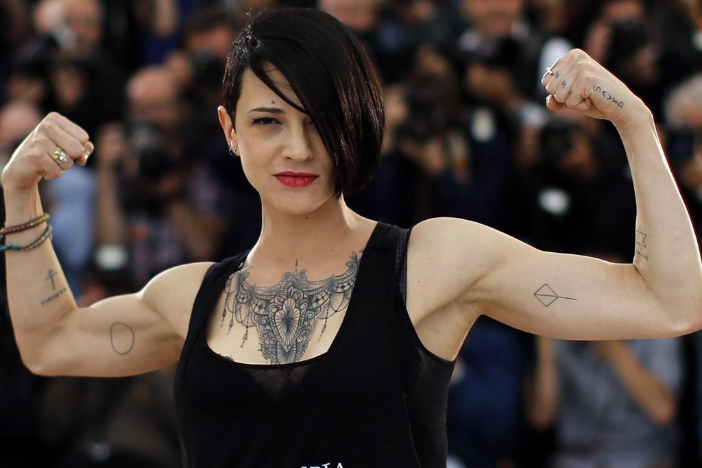 Asia Argento: Bieu tuong hay 'quy du' cua #MeToo? hinh anh 8