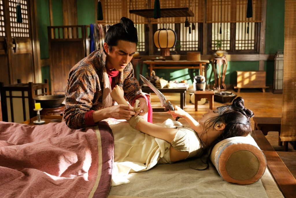 'Dich Nhan Kiet 3': Gia tuong ma quai lan at dieu tra pha an hinh anh 4