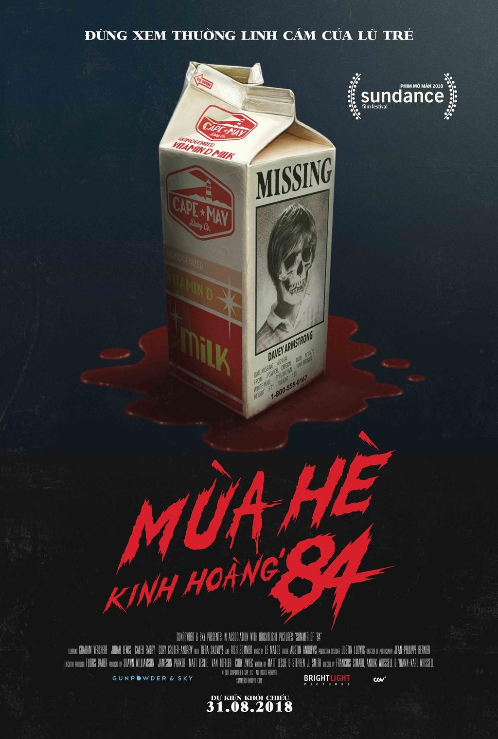 Mùa Hè Kinh Hoàng '84