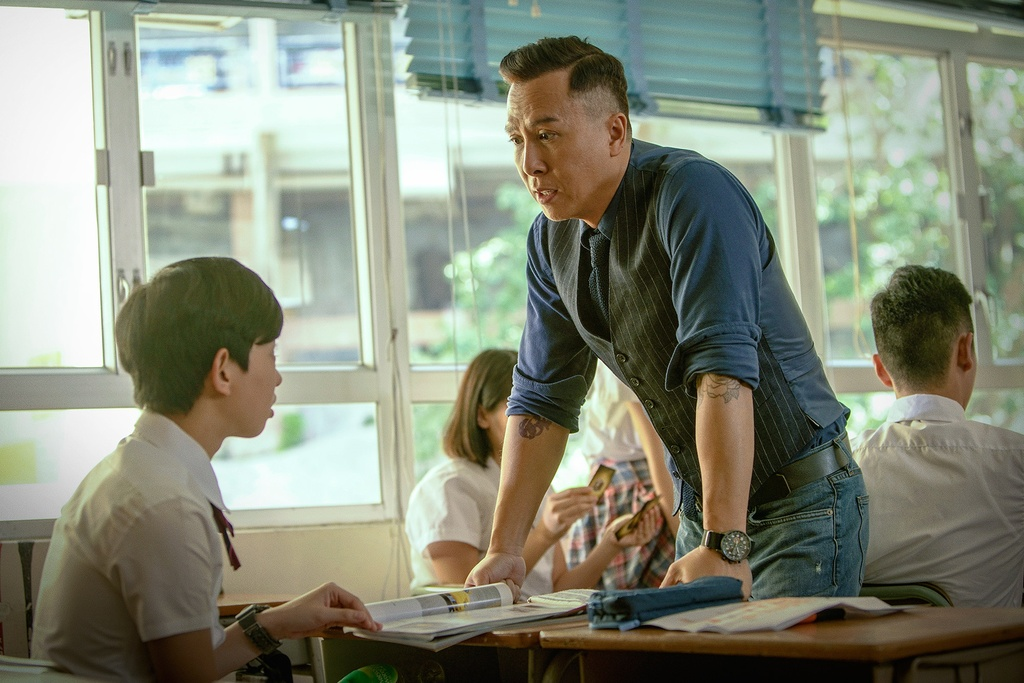 'Dai su huynh' cua Chan Tu Dan: Truyen cam hung cho ca thay lan tro hinh anh 2