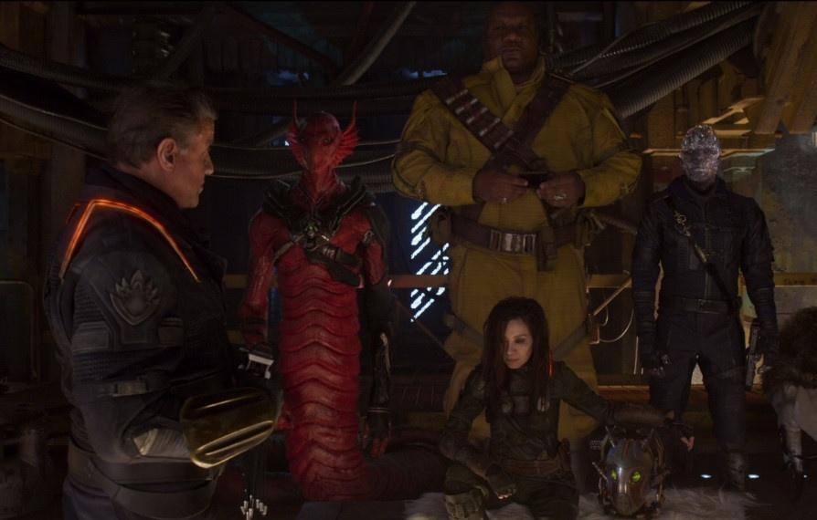 Tuong lai nao danh nhom Ve binh dai Ngan ha sau 'Avengers 4'? hinh anh 2