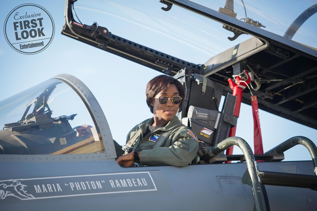 Sieu anh hung Captain Marvel chinh thuc lo dien hinh anh 7