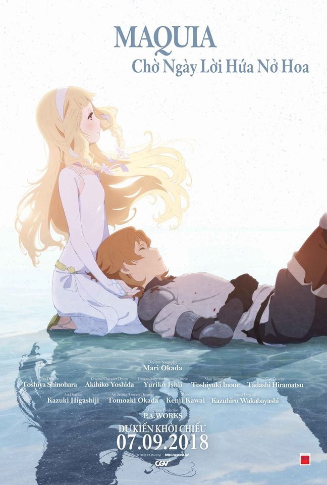 review phim Maquia anh 1