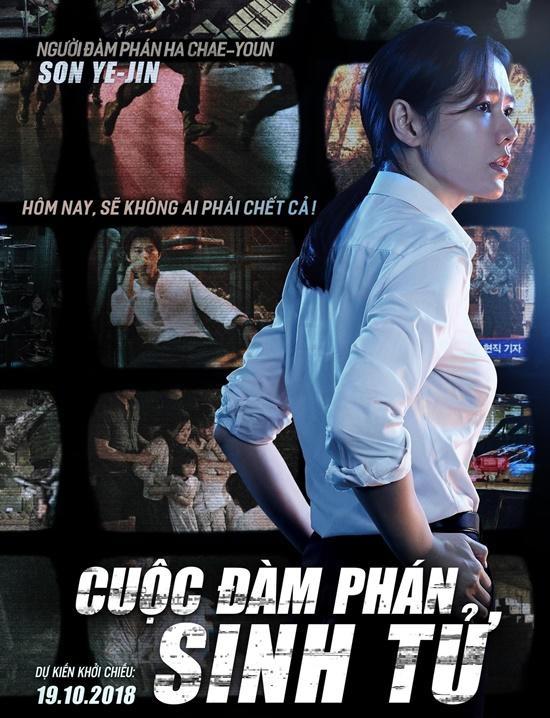 'Cuoc dam phan sinh tu': Hyun Bin an tuong qua vai phan dien kho doan hinh anh 1