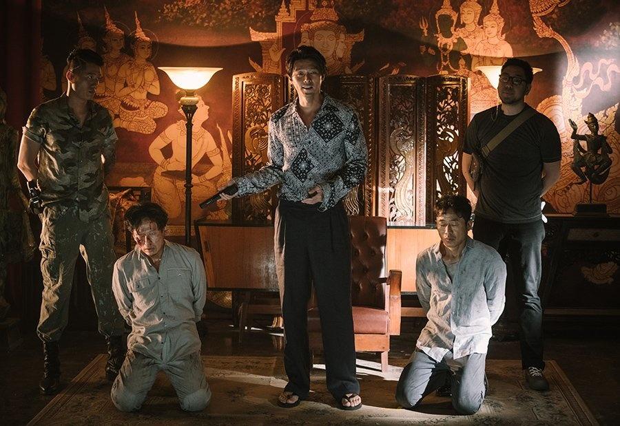 'Cuoc dam phan sinh tu': Hyun Bin an tuong qua vai phan dien kho doan hinh anh 5