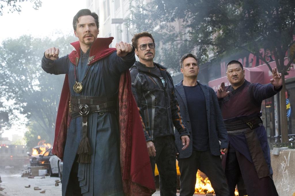 phim Avengers 4 anh 1