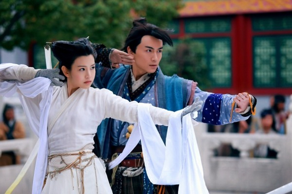 Nhung bo phim chuyen the Kim Dung bi 'nem da' du doi nhat hinh anh 2