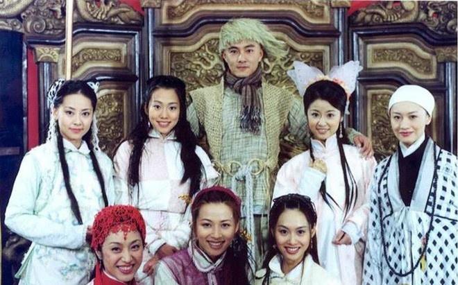 Nhung bo phim chuyen the Kim Dung bi 'nem da' du doi nhat hinh anh 7