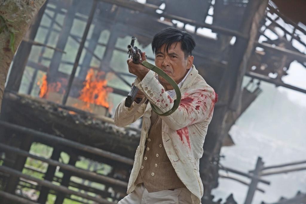 'Phi vu tien gia' cua Chau Nhuan Phat: Doc dao va bat ngo den hoi ket hinh anh 4