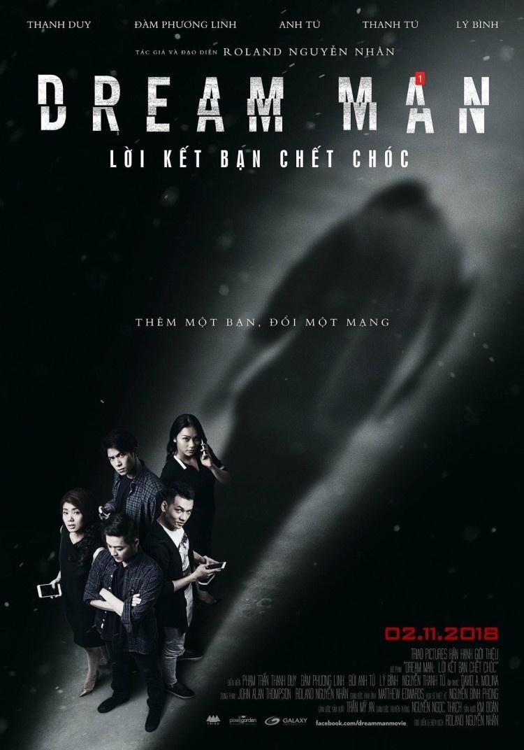 'Dream Man' - Phim kinh di Viet Nam nhieu bat ngo va am anh hinh anh 1