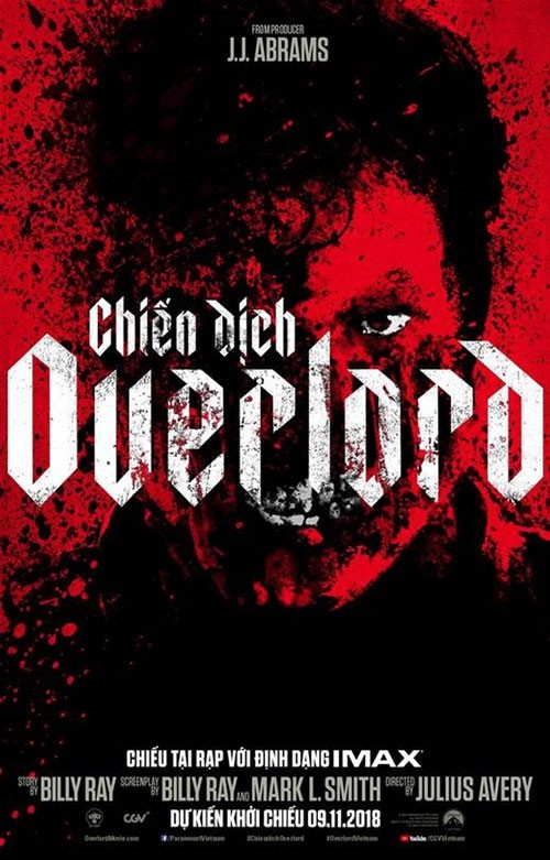 'Chien dich Overlord': Xac song ghe ron giua The chien II gay can hinh anh 1