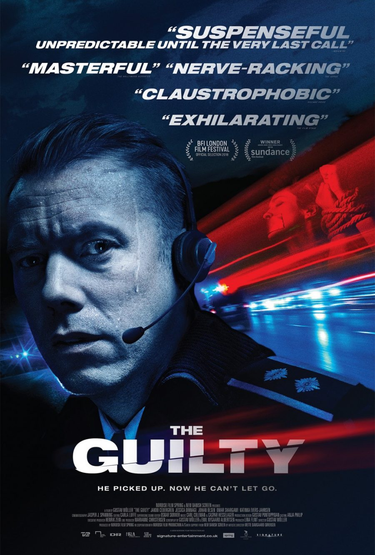 'The Guilty': Tuyet pham hinh su, dien vien khong lo mat cung xuat sac hinh anh 1
