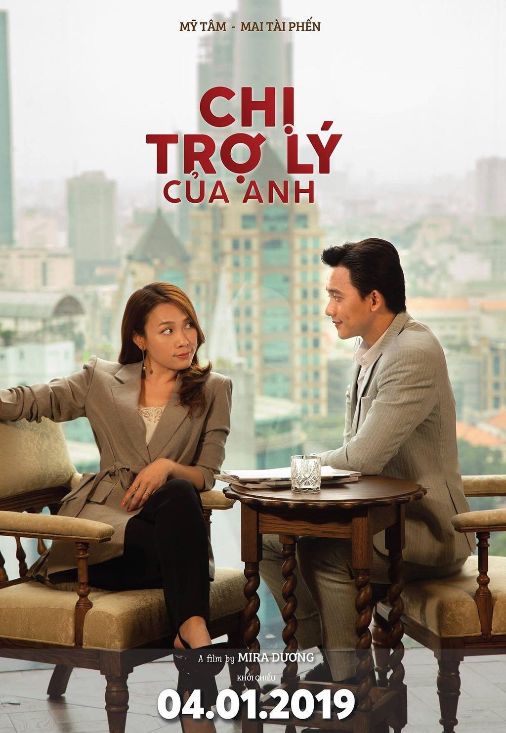 review phim Chi tro ly cua anh anh 1