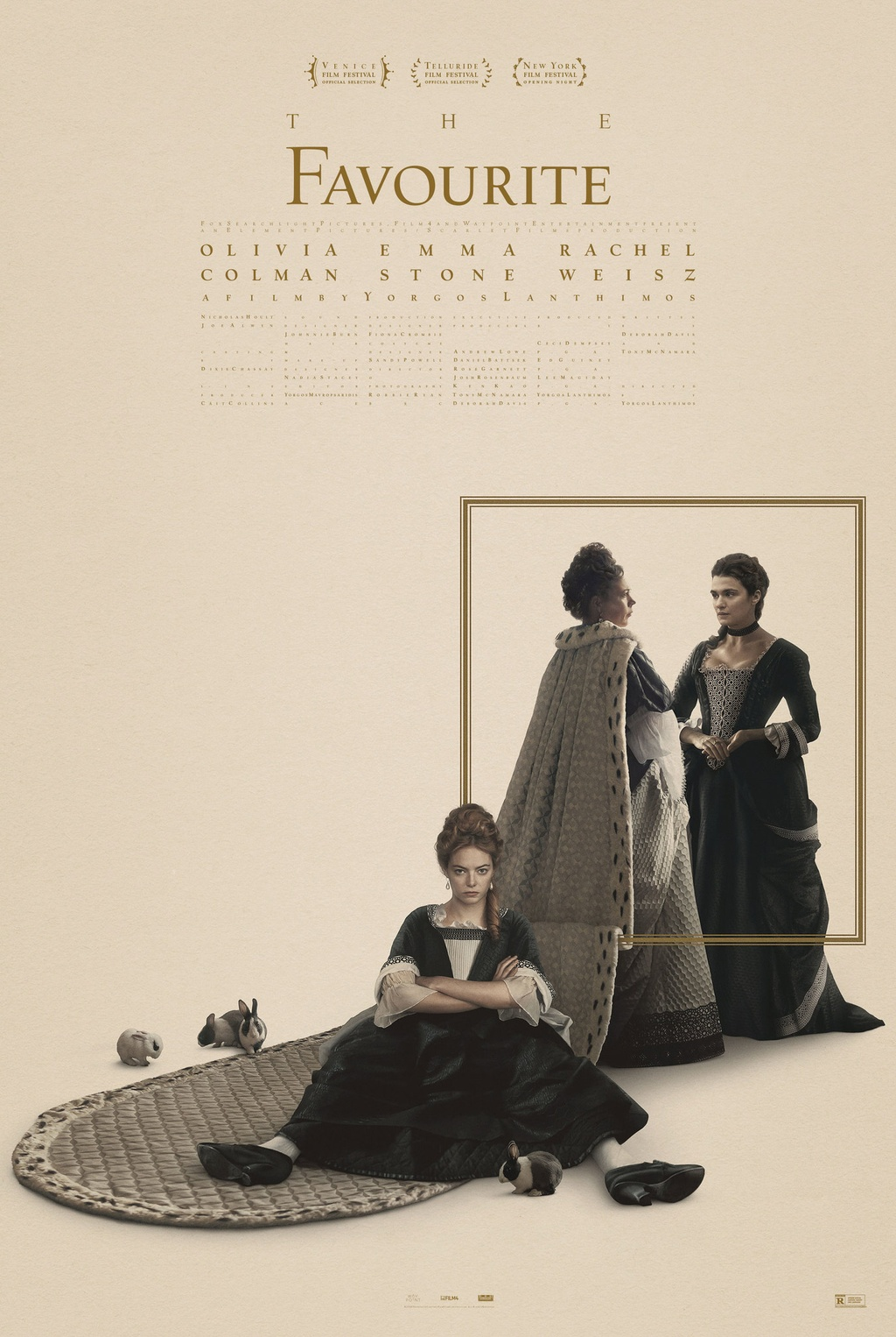 review phim The Favourite anh 1