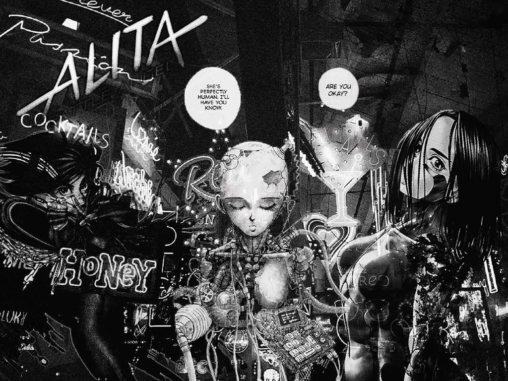 review phim Alita anh 1