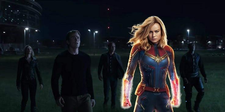 Nhung ket noi truc tiep giua 'Captain Marvel' va 'Avengers: Endgame' hinh anh 2