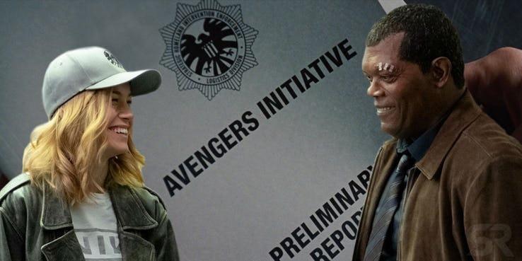 Nhung ket noi truc tiep giua 'Captain Marvel' va 'Avengers: Endgame' hinh anh 4