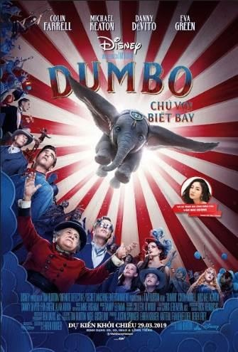 review phim Dumbo anh 1