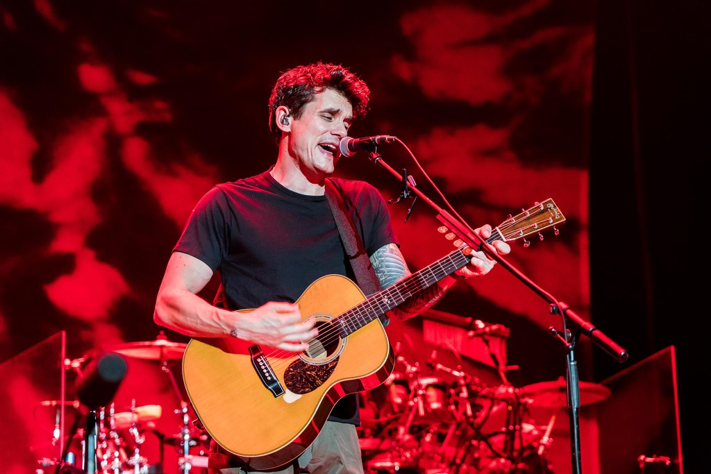 dem dien John Mayer tai Bangkok anh 2