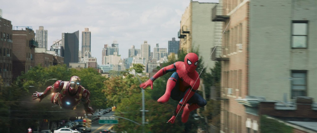 phim Spider-Man: Far from Home anh 1