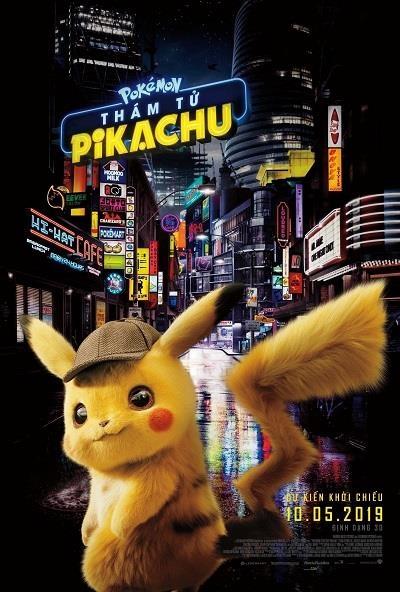'Tham tu Pikachu' - la thu tri an danh cho cac fan cua Pokemon hinh anh 1