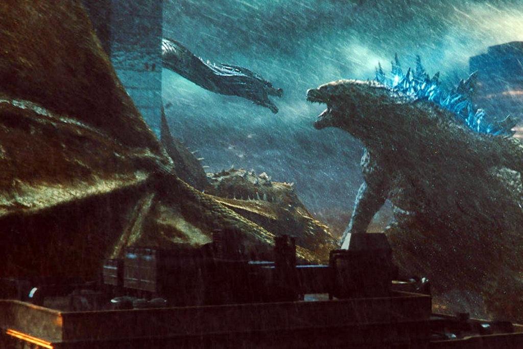 'Chua te Godzilla' - bom tan quai vat co ky xao hoanh trang, man nhan hinh anh 4