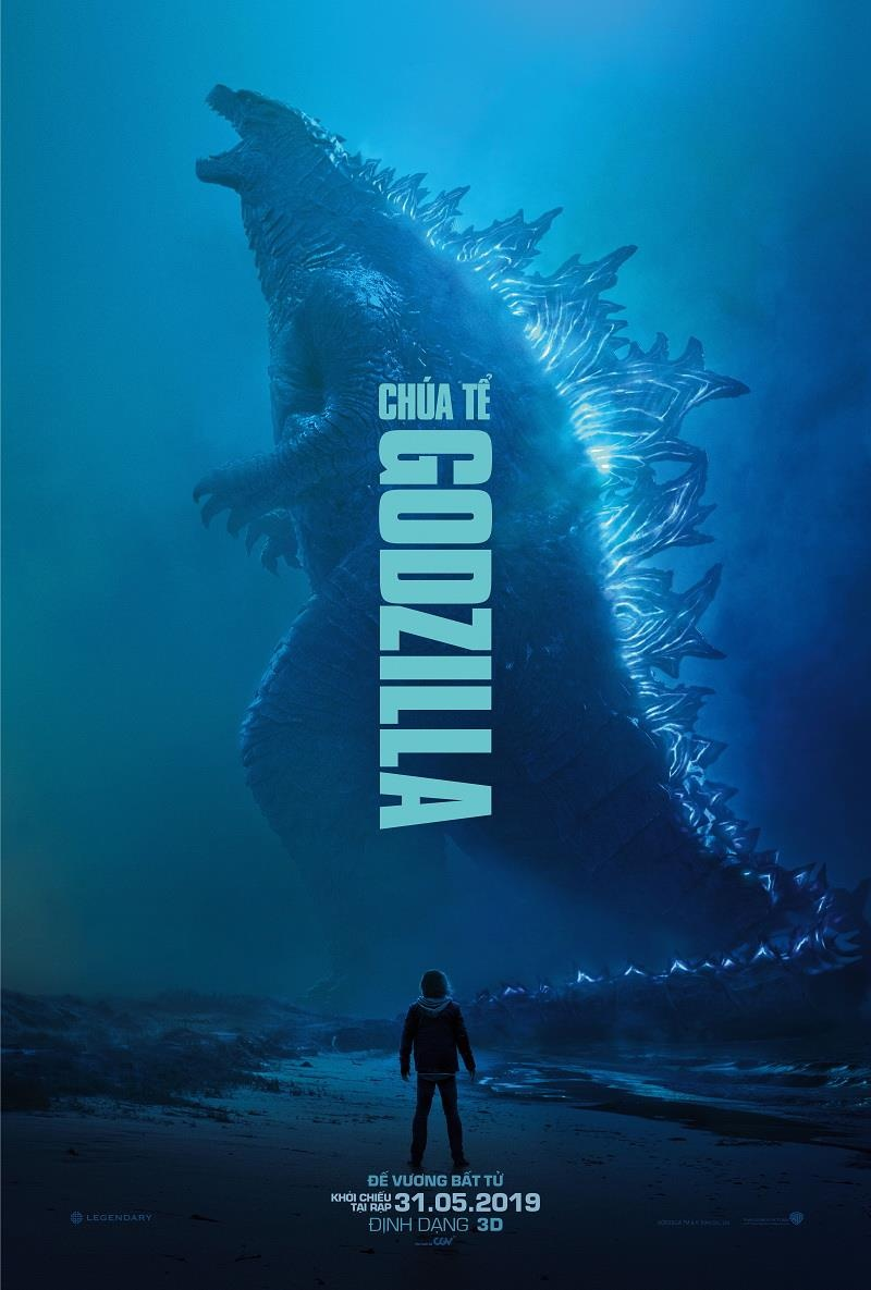 review phim Chua te Godzilla anh 1