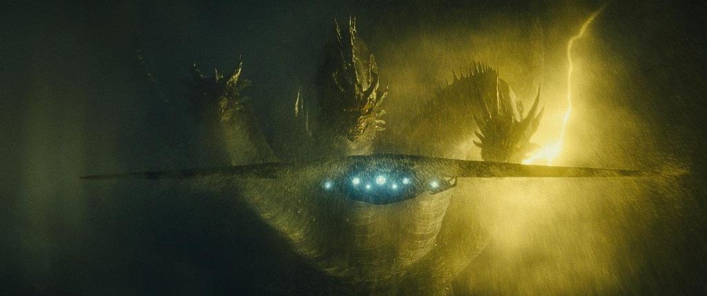 doanh thu Chua te Godzilla anh 2