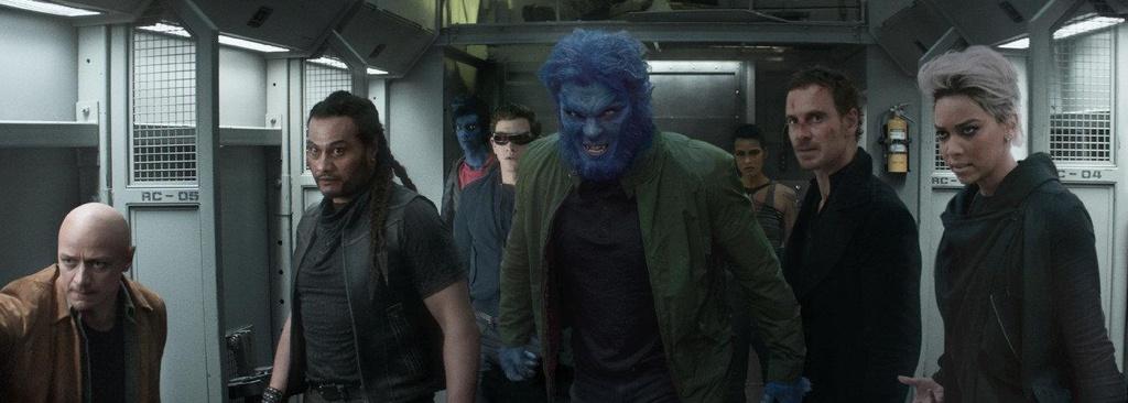 review phim X-Men: Phuong hoang Bong toi anh 3