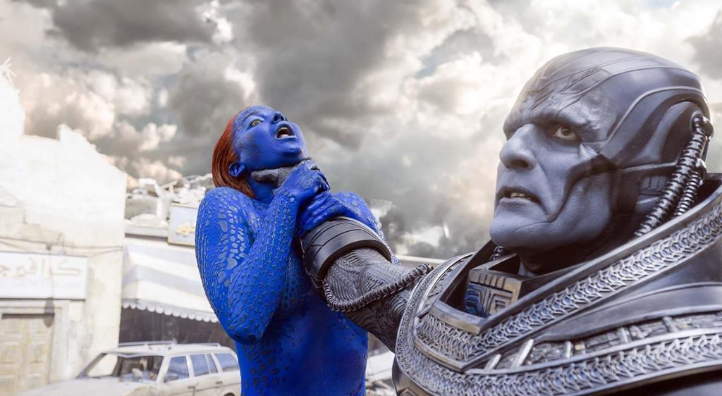 James Cameron gop phan khien 'X-Men: Phuong hoang Bong toi' lun bai? hinh anh 1