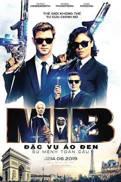 review phim Men in Black: International anh 1