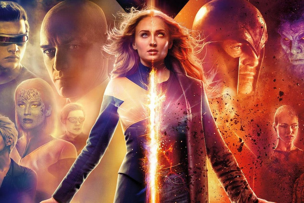 doanh thu X-Men: Dark Phoenix anh 1