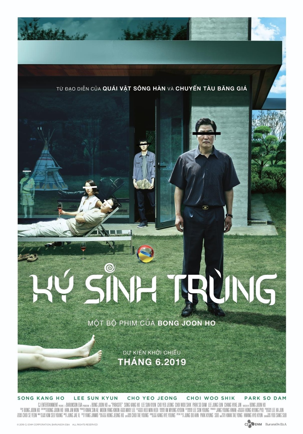 review phim Ky sinh trung anh 1