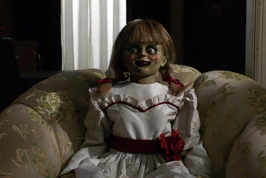 'Annabelle Comes Home': Ma quy nan gan nguoi xem, khan phong run ray hinh anh 2