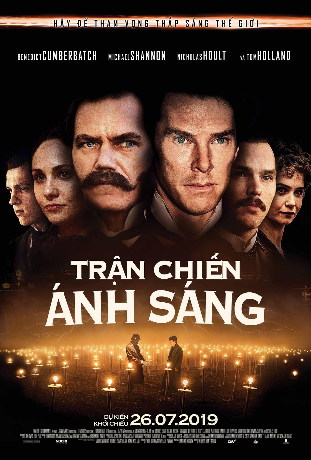 review phim The Current War anh 1