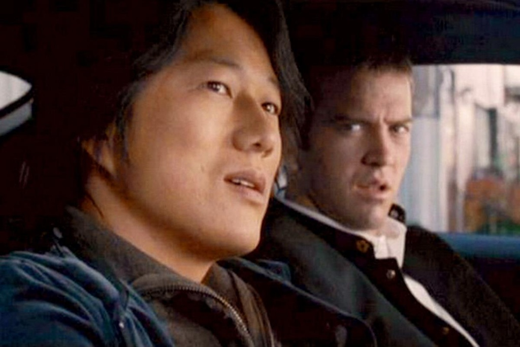 Han trong Fast & Furious anh 2