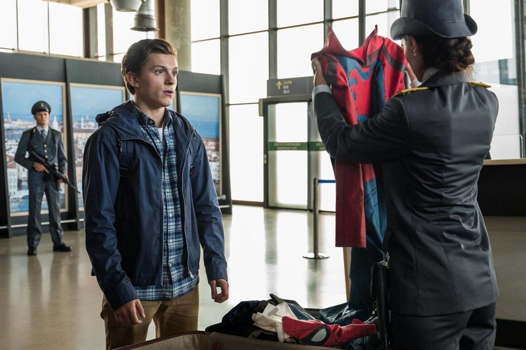 Vu tru sieu anh hung Marvel se di ve dau khi khong con Spider-Man? hinh anh 2