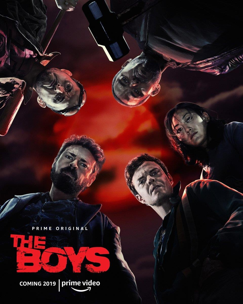 'The Boys' - loat phim 18+ 'noi xau' gioi sieu anh hung ac, bien thai hinh anh 1