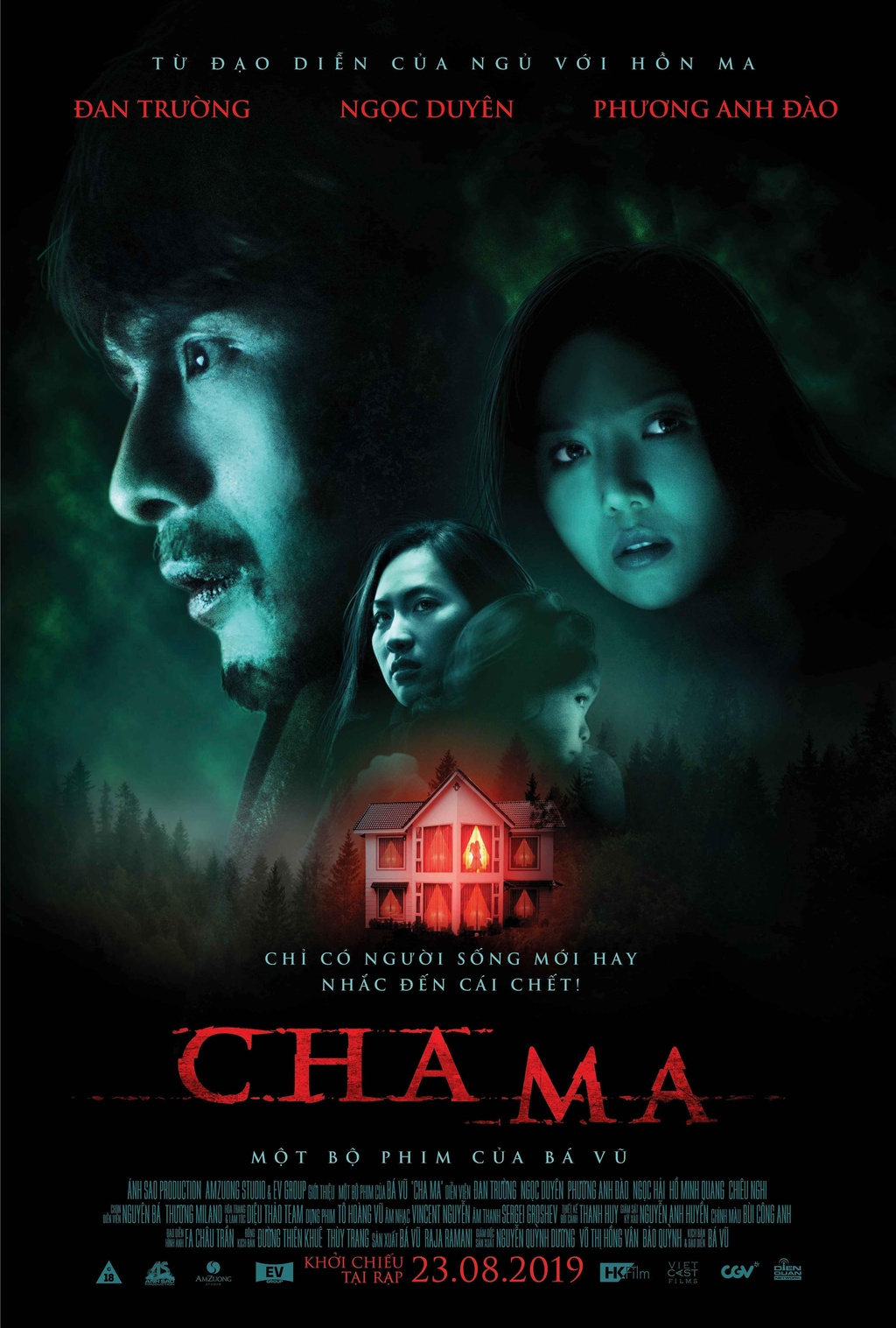 review phim Cha ma anh 1