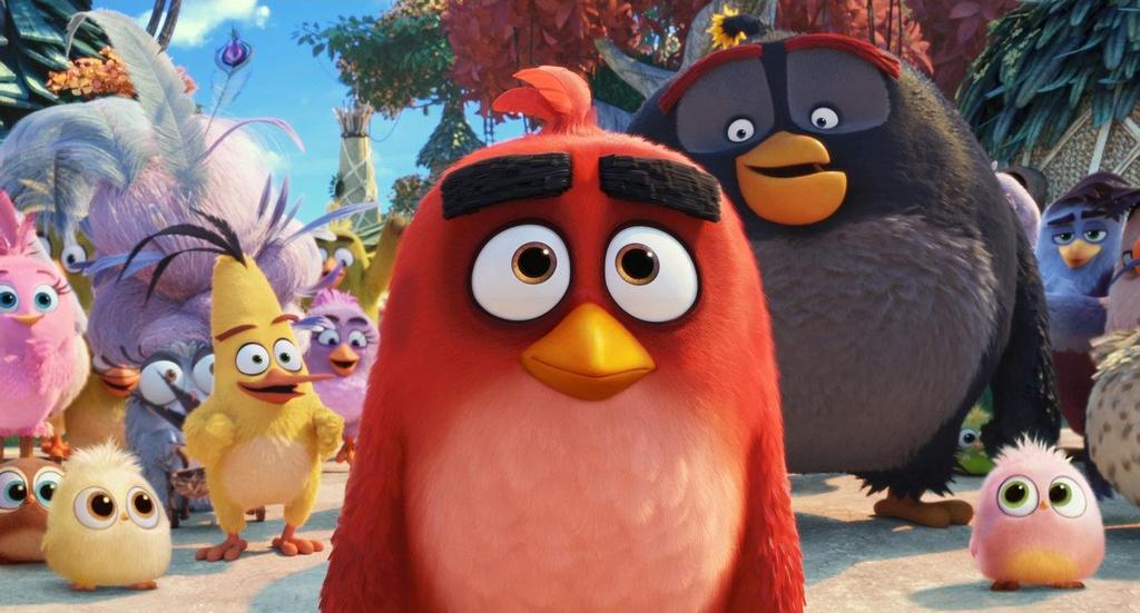 'The Angry Birds Movie 2' - man tai xuat hai huoc cua dan 'chim - lon' hinh anh 3