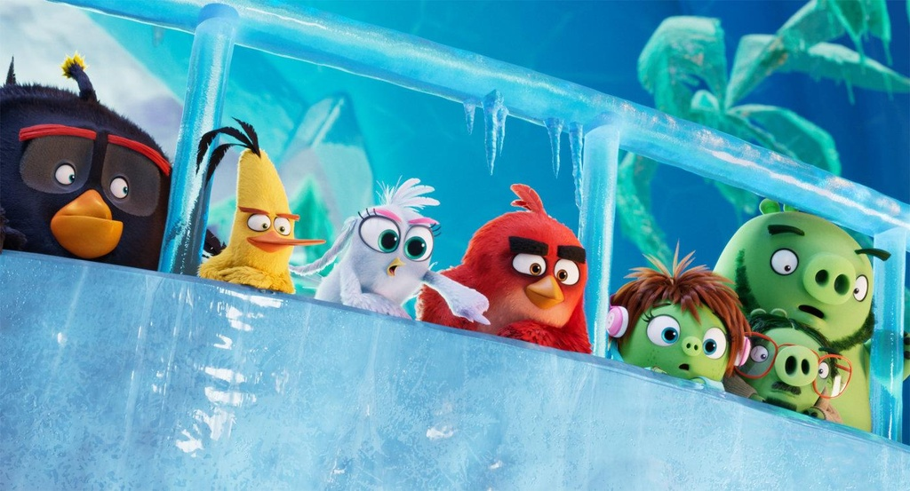 'The Angry Birds Movie 2' - man tai xuat hai huoc cua dan 'chim - lon' hinh anh 2