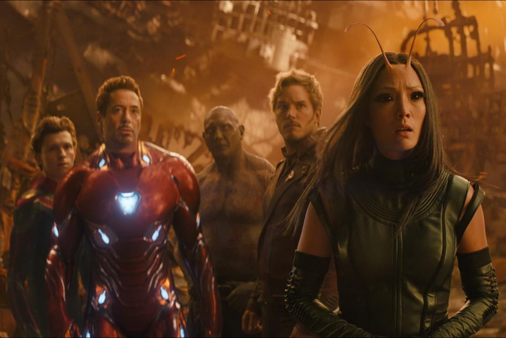 'Fast', 'Avengers' va loat bom tan My kiem bon tien tai Trung Quoc hinh anh 7