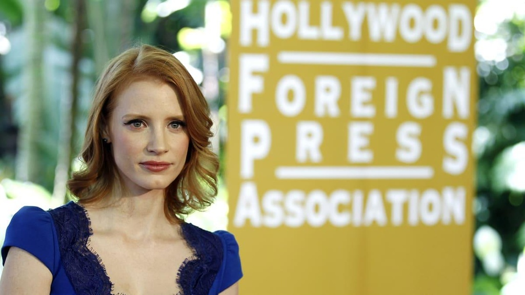 su nghiep Jessica Chastain anh 1