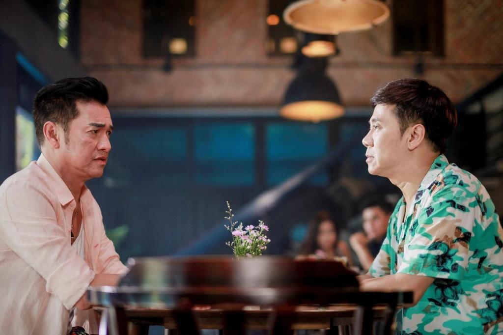 'Ngoi nha buom buom' - Thanh Loc, Quang Minh toa sang khi yeu nhau hinh anh 2