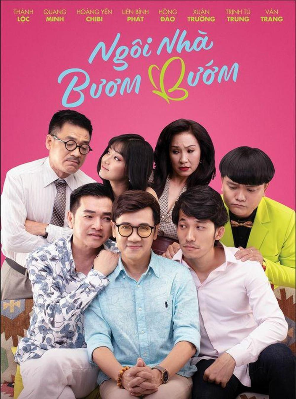 review phim Ngoi nha buom buom anh 1