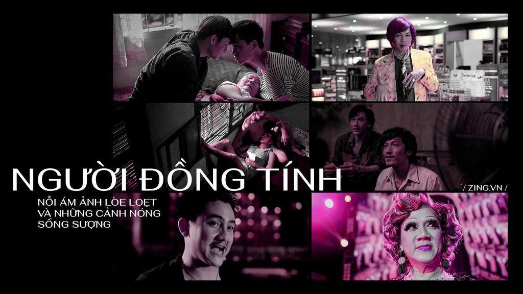 Nguoi dong tinh - noi am anh loe loet va nhung canh nong goi duc hinh anh 2