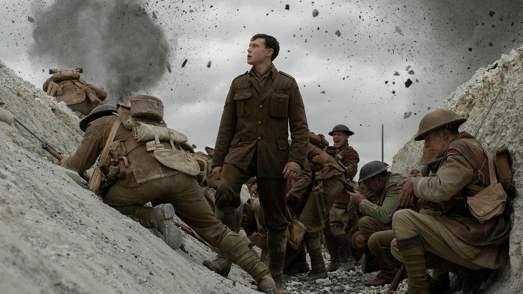 'Joker', 'Ky sinh trung' va nhung ung cu vien som cho giai Oscar 2020 hinh anh 11