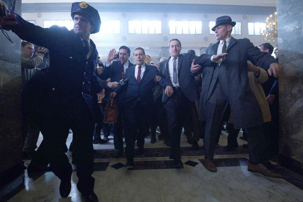 'Joker', 'Ky sinh trung' va nhung ung cu vien som cho giai Oscar 2020 hinh anh 8