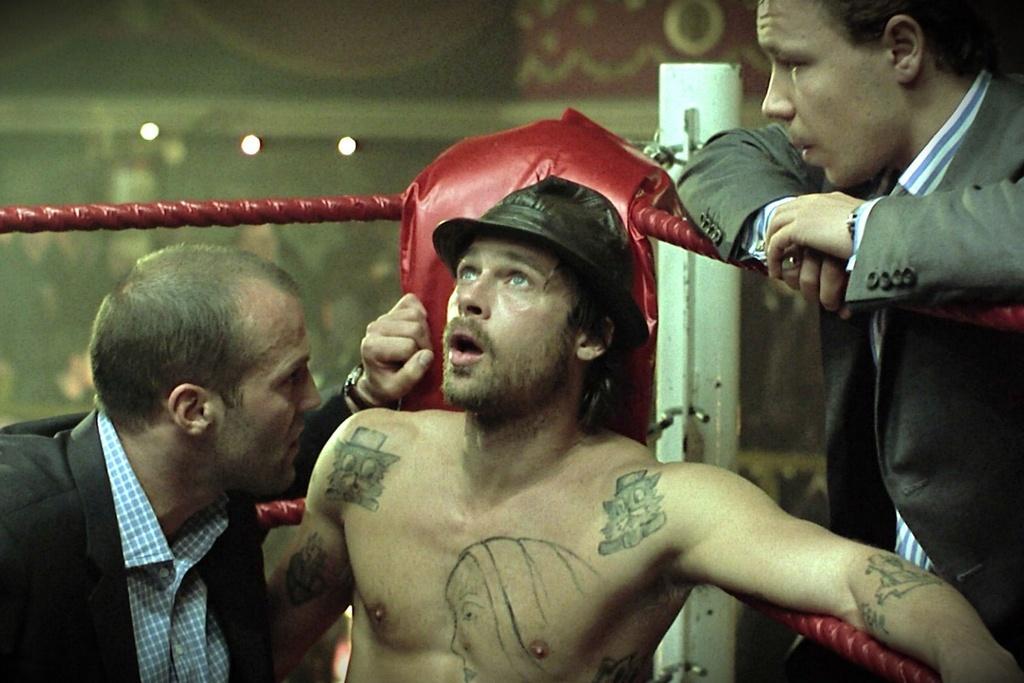 10 phim hay nhat trong su nghiep Brad Pitt hinh anh 5