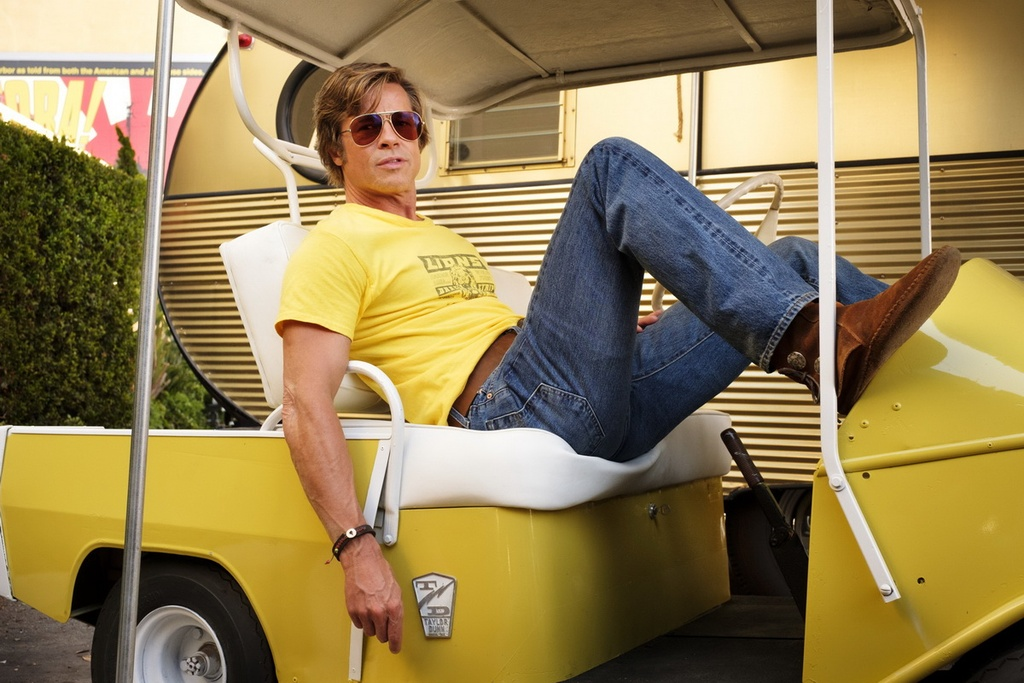 10 phim hay nhat trong su nghiep Brad Pitt hinh anh 9